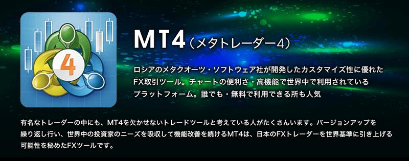 メタトレーダー4とは?