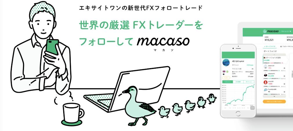 macaso(マカソ)とは?
