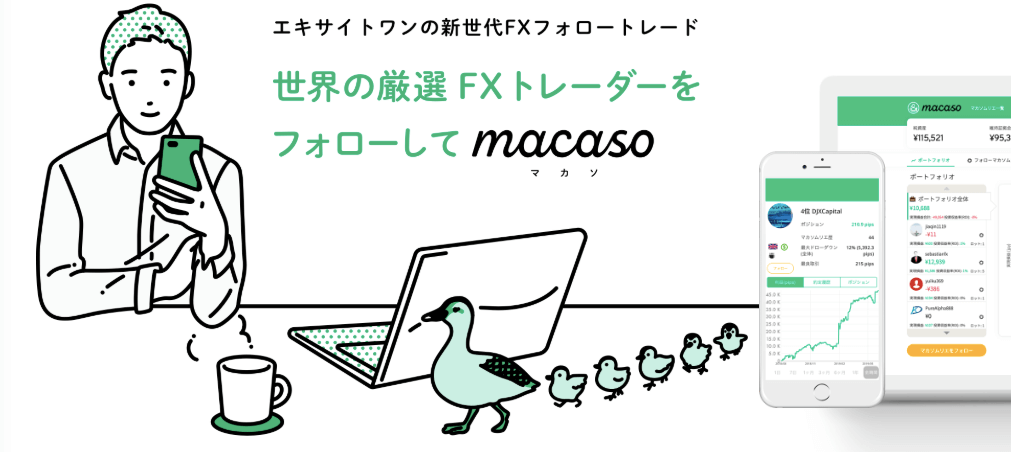 macaso(マカソ)