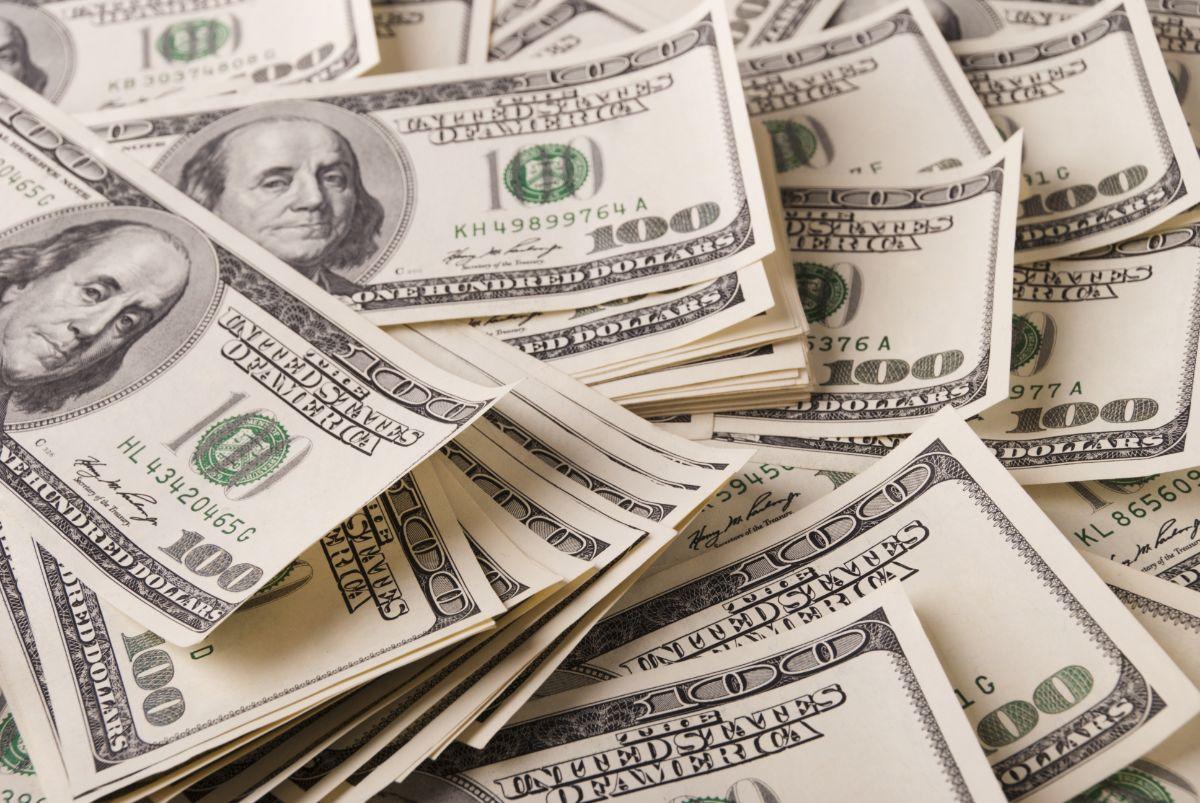 外貨両替した米ドル